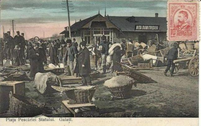 piata pesc